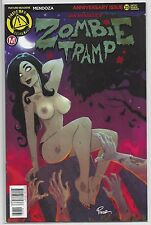Zombie Tramp #25 Anniversar Pekar Risque Limited Edition Variant Action Lab