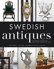 Swedish Antiques, NEW Book hardcover