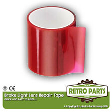 Brake Light Lens Repair Tape for Volvo XC90 I. Red Rear Tail Lamp Fix