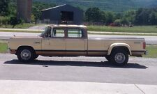 1985 Dodge Ram 3500