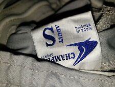 Champro Gray Baseball Pants Size Adult Small EUC