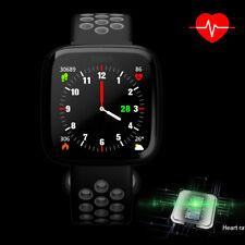 Bluetooth Smart Armband Uhr Fitness Tracker Smartwatch Schrittzähler Fitnessuhr