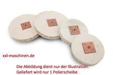 200 mm Polierscheibe Sisal Extra  HART zur Vorpolitur für Poliermaschinen 0394
