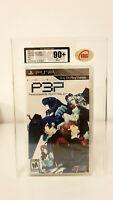 Shin Megami Tensei: Persona 3 Portable Sealed Graded GOLD MINT 90 UKG VGA