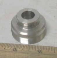 Stainless Steel – Threaded Adapter / Coupling or (?) (NOS)