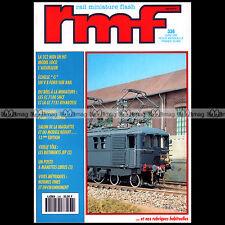 RMF N°336 CC 7100 & 7131 SNCF RIVAROSSI 2C2 3100 MIDI BÂTIMENTS JEP FORD V8 1992