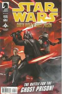 STAR WARS Darth Vader and the Ghost Prison (2012) #4 - Back Issue