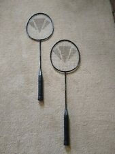 PAIR Carlton 313 badminton racquets - Excellent
