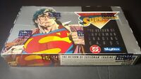 1993 FACTORY SEALED Skybox/DC Return of Superman Trading Cards Box 36 packs NEW
