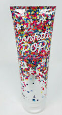 1 VICTORIA'S SECRET PIN CONFETTI POP BODY LOTION FOR WOMEN 8.0 FL VANILLA RUSH