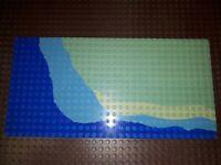 Lego Strand Beach Bauplatte Set 6410 3857px1 System Paradisa Cabana Beach
