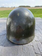 WW 2 Helmet Liner Lot 1