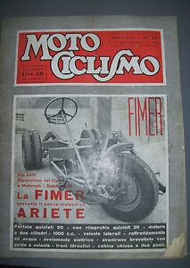 MOTOCICLISMO N.33 NOVEMBRE 1946