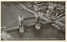 PC68059 Aerial View of Tower Bridge and the Tower of London. Aero Pictorial