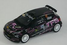 PEUGEOT 207 S2000 RONCORONI RALLY SHOW  2016 1/43 SCALE DECALS ONLY NO MODEL
