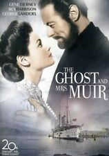The Ghost and Mrs. Muir [New Dvd] Full Frame, Repackaged, Subtitled, D