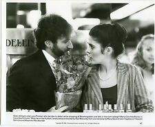 ROBIN WILLIAMS & Maria Conchita Alonso in Moscow on the Hudson  Mazursky Photo