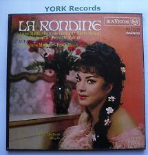SER 5559-60 - PUCCINI - La Rondine MOFFO / BARIONI / SERENE - Ex 2 LP Record Set