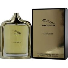 Jaguar Classic Gold by Jaguar Edt Spray 3.4 oz Tester
