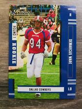 2005 Playoff Prestige #229 DeMarcus Ware RC Rookie Card