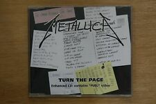Metallica  ‎– Turn The Page    (Box C252)