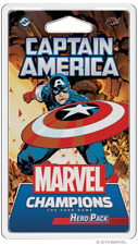 Marvel Champions Card Game - Captain America Hero Pack