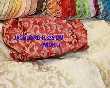 Tessuto Vanessa jacquard damascato h 335 cm
