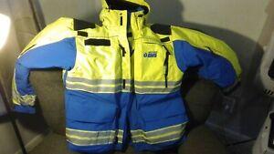 511 Tactical Responder High Vis Coat/Parka 04719