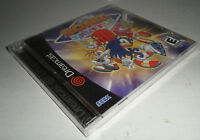 BRAND NEW Sega Dreamcast NOT FOR RESALE NFR Game SONIC SHUFFLE FACTORY SEALED