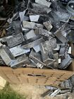 30 pounds clean soft fluxed lead ingots sinkers bullets weights fishing hunting