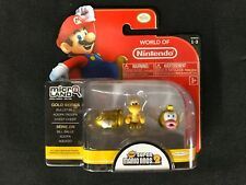 Nintendo Super Mario Bros. 2 Gold Series 1-3 Figure Set Bullet Bill Koopa Troopa
