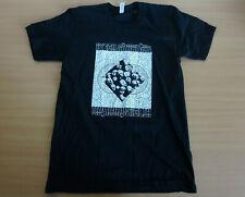 The Mars Volta Official T-Shirt Skulls Design Print NEW Mens Size S Rock Metal