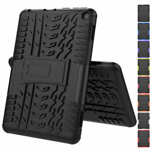 For Amazon Fire HD 8 Plus HD 8 10th Gen 2020 Tablet Shockproof Rugged Case Cover