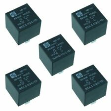 5x 12V Automotive Changeover Relay W/Diode 40A 5-Pin SPDT Auto