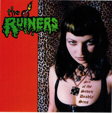 The RUINERS - Six of the Seven Deadly Sins (CD 2001)
