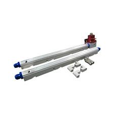 CXRacing CNC Billet Aluminum FuelRail Fitting AN6 Kit  For GM LS1 LS2 LS9