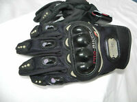 Probiker MSC Summer Motorradhandschuhe Neu Gr XL Race Sommer Handschuhe