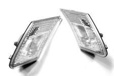 JDM Crystal Clear Front Bumper Side Marker Lights for Scion FRS / Subaru BRZ ZC6