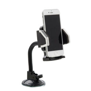 Adjustable Windshield Dashboard Extendable Car Mount Holder For Cell Phone GPS