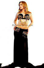 Professional Bellydance Costume Designer Eman Zaki Full Costume 12268