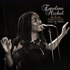 EMELINE MICHEL - GRATITUDE - LIVE IN PARIS - 14 TITRES - 2015 - NEW NEUF NEU