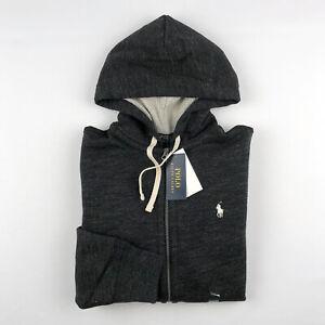 Polo Ralph Lauren Men's Hoodie Full-Zip Fleece
