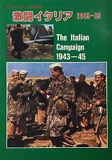 """Ground Power Magazine """"The Italian Campaign 1943-45 - (Rare Book) - GPM9611"""