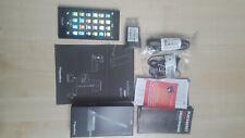 BlackBerry  Leap - 16GB - Schwarz (Ohne Simlock) Smartphone + Ladeschale für Lea