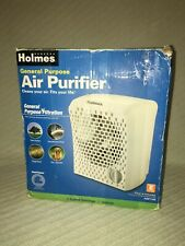 Holmes General Purpose Personal Space 2-Speed Air Purifier with Air Ionizer 5 V
