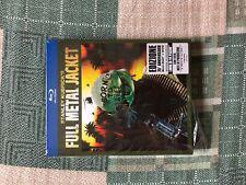 FULL METAL JACKET BLURAY + DVD DIGIBOOK EDIZIONE 25° ANNIVERSARIO SIGILLATO