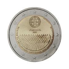 """Portugal 2 Euro commemorative coin 2008 """"Human Rights"""" - UNC"""