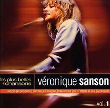 Les Plus Belles Chansons, Sanson, Veronique, , Very Good Import