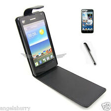 Premium Flip Leather Case Cover For Telstra Huawei Ascend Y300 (sold out SP)