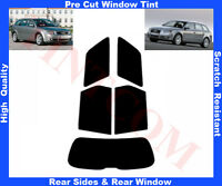 Pre Cut  Window Tint  Audi A4 Est 5D 2001-2008 Rear Window & Rear Sides AnyShade